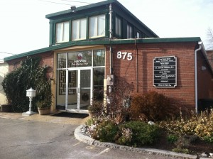 Visit our beautiful new studio at 875 Islington St in Portsmouth, NH
